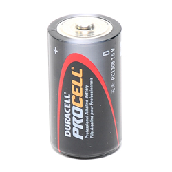 D Duracell Pro Cell