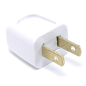 Male Add-A-Plug White