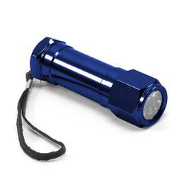 LED Flashlight - Blue