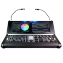 Hog 4 Console in Case with DMX Processor 8000 - High End