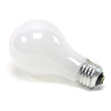 60w Bulb Long Life, Soft White G.E.
