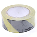 2 inch Black and Yellow Safety Caution Tape